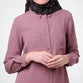 Traya Dusty Purple Basic Blouse
