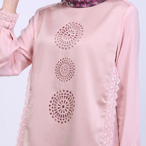 Pastel Veronica Blouse