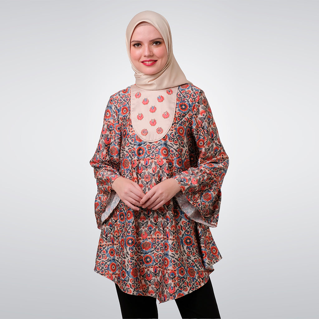 Nafzha Blouse Evening