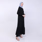 Natha Black Basic Dress