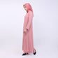 Tasha Pink Basic Dress