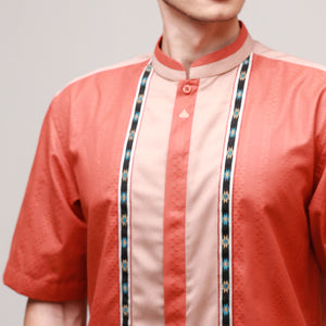 Terakota Short Sleeve Ernest Menswear
