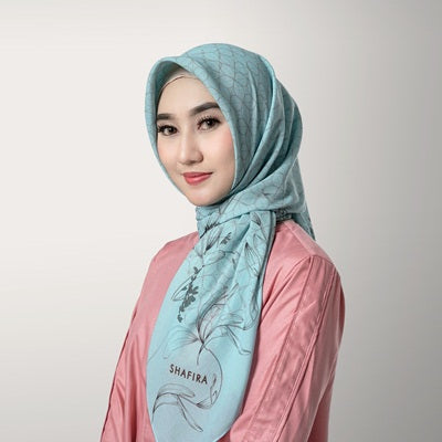 Bilblue Fancy Scarf