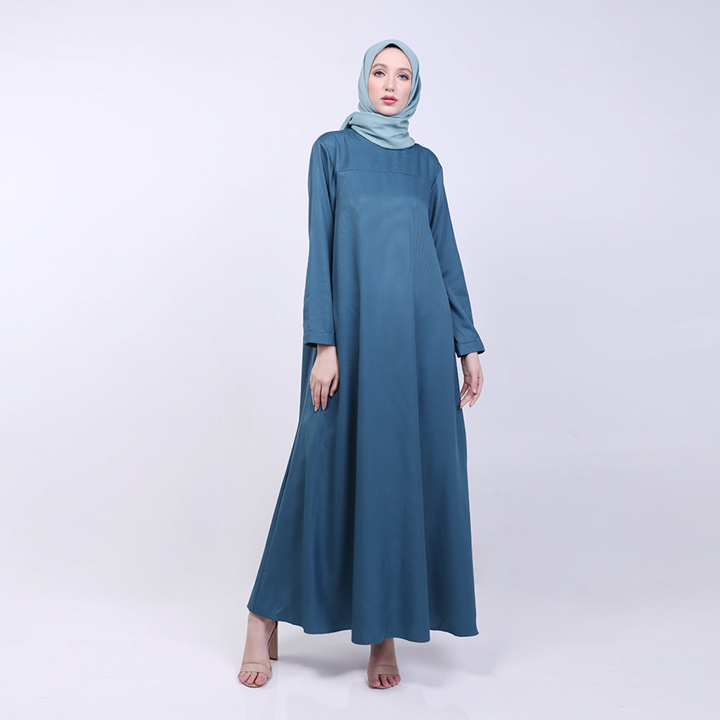 Serana Toska Basic Dress