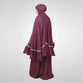 Frana Magenta Prayer Set