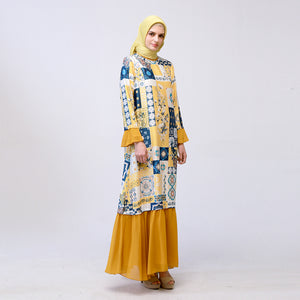 Marocco Silky Ilmana Dress