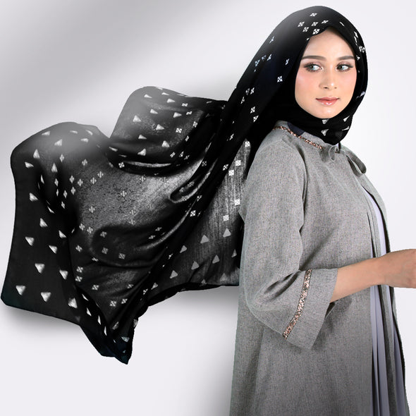 SHAFIRA Chic Scarf (Black)