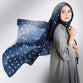 SHAFIRA Chic Scarf (Navy)