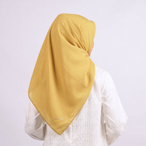 Ghreta Scarf Yellow