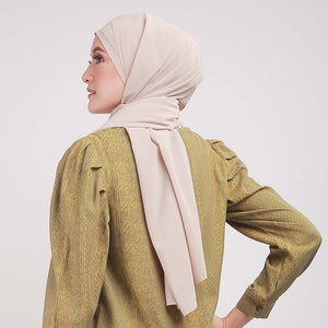 Viela Pashmina Coffee Latte