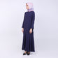 Sheina Navy Basic Dress