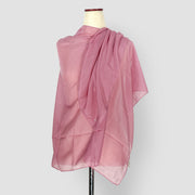 Plain Shawl Pink