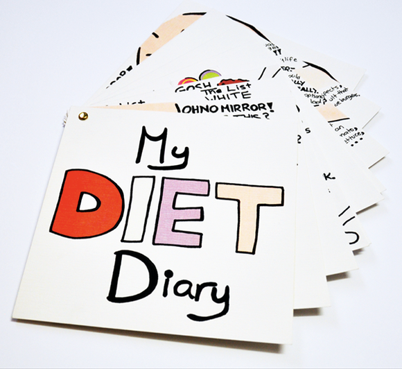 Does Diet Diary Really Help?
