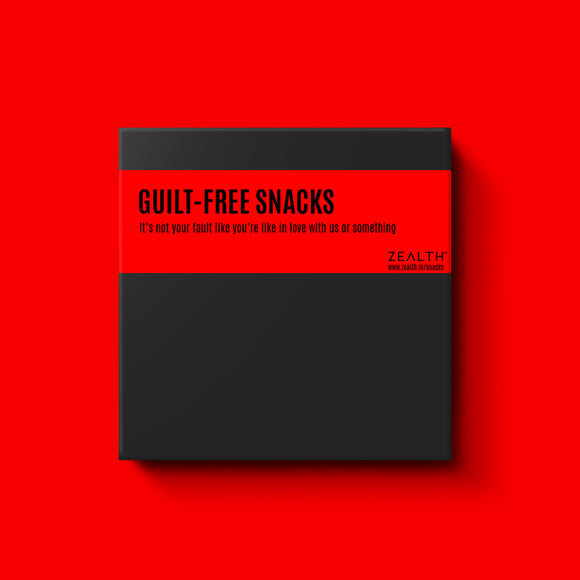 Guilt Free Snack Box (Large)