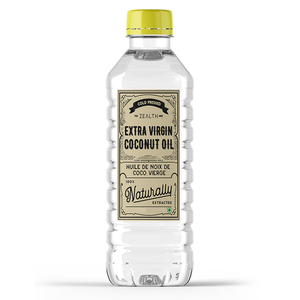 Zealth - Extra Virgin Coconut Oil | Cold Pressed | Raw