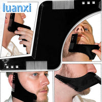 GROOM  New Beard Shaping Double-side Template - ORDERS 160