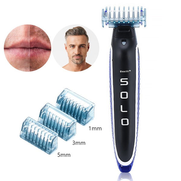 RASY Solo 1PC Micro Touch Rechargeable shaver Cleaning roller peronal -ORDERS 69