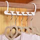 Wonder Hangers Mask  Magic Clothes  Organizer  Useful NEW -ORDERS 567