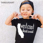 TANGY New summer 2018 T-shirt for kids and boys in cotton - GUANCIECOM