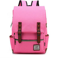 DoDY backpack of great capacity, of canvas, for computer, for travel. FREE Shipping - GUANCIECOM