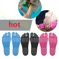 Silicone Unisex Beach Foot Patch Pads Insoles Comfortable Waterproof Invisible   392 ORDERS