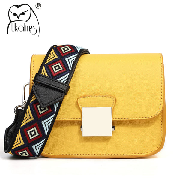 UKQLING Women's shoulder bag, compact FREE Shipping - GUANCIECOM