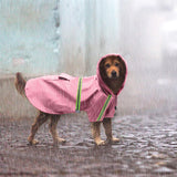 FRAX Waterproof jacket for dogs, reflective, small, medium, large sizes -ORDERS 265