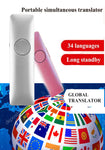 RELLY 34 Multi-Language Translation Mini Smart voice translator