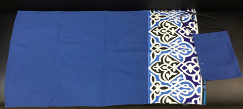 Table runner with pouch