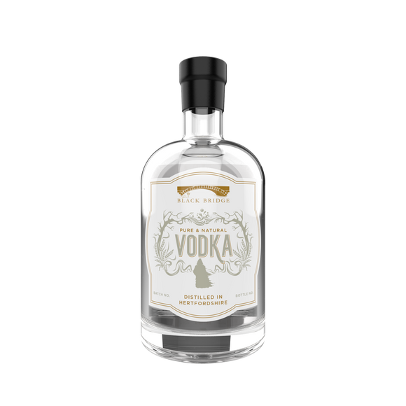 Ultra Premium Small Batch Vodka