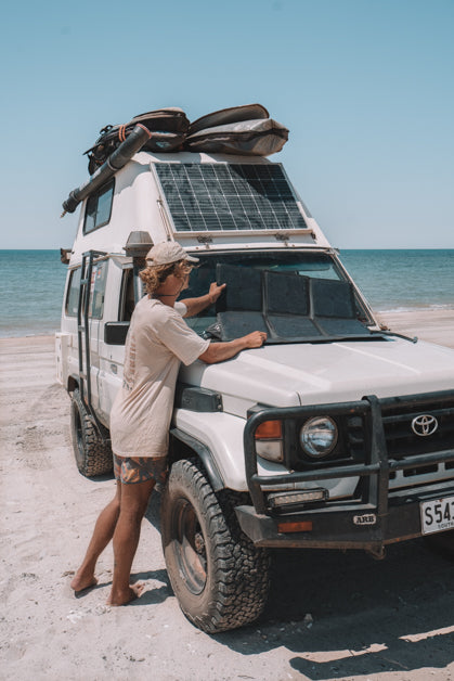 Benefits of solar blankets for extended travel