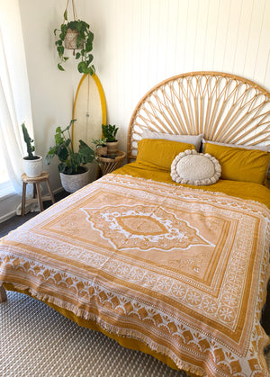 The Marigold Rug
