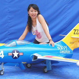 FeiBao F-9F Panther Wingspan: 74""