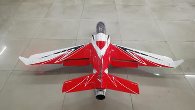 * On Sale * Aerojet Viperjet 1.8M Turbine Ready with Elec. Gear, Cockpit and Light system Installed