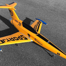 AF-Model Yellow Diamond Turbine Jet PNP