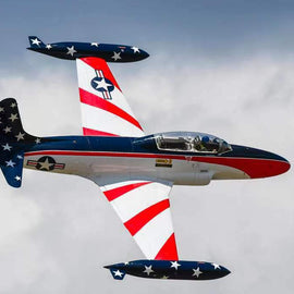 GLOBAL AEROJET T-33 Shooting Star 2M Miss America 1/6 Scale Composite ARF
