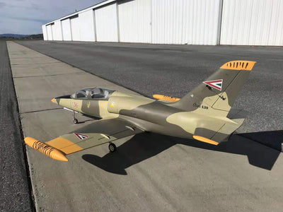 *On Sale* Global Aerofoam Camo L-39 Albatross G2 (Turbine Ready) Jet PNP