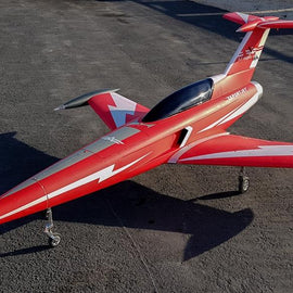 Global Aerofoam Red Diamond Turbine Jet PNP