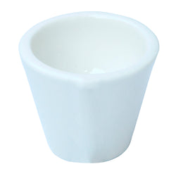 Base para huevo White Porcelana Bone China Blanco