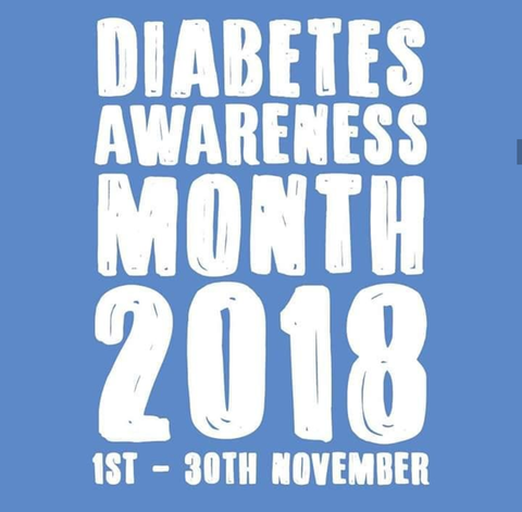 Diabetes Awareness Month 2018