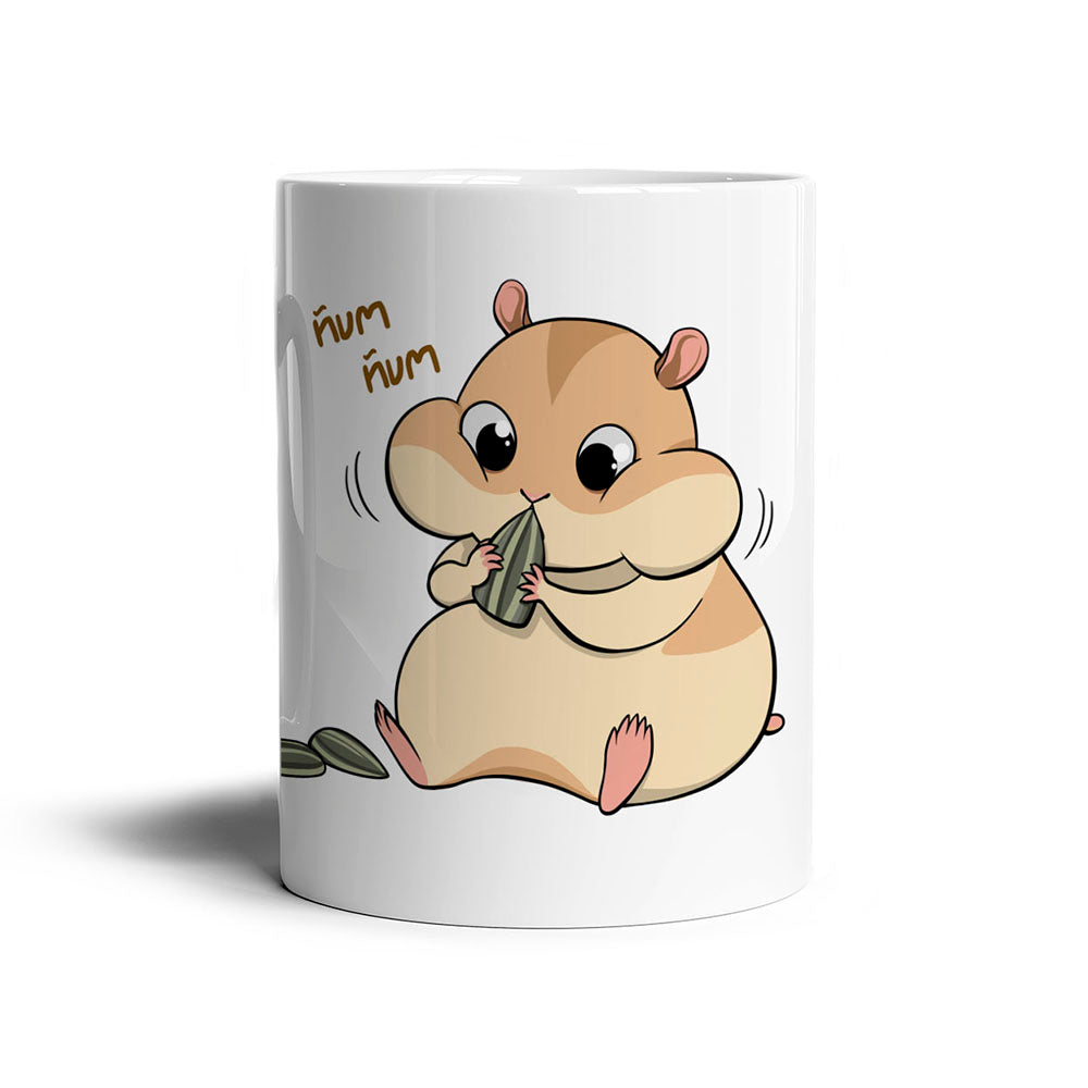 Taza 320CC Hamster glotón - Just For Pets