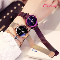 MAGNETIC LADIES WATCH (70% OFF)-SPECIAL OFFER!
