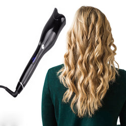 SPINNING CURL CERAMIC ROTATING CURLER