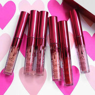 New Matte and Gloss Long-lasting Liquid Lipstick Set (6pcs Lipstick)