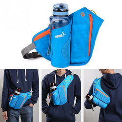 Running Belt Mobile Phone Water Bottle