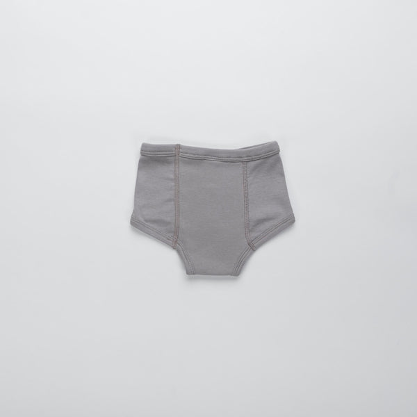 Boys Training Pants In Grey