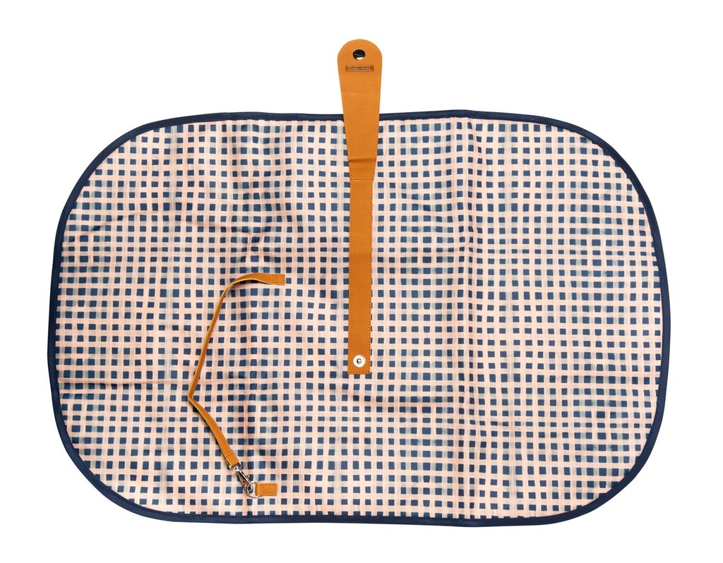 Baby Change Mat | Classic Gingham