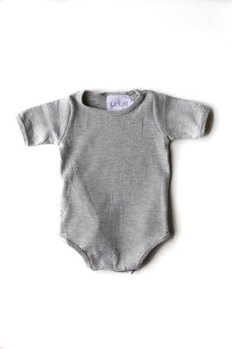 Simple Onesie | Grey