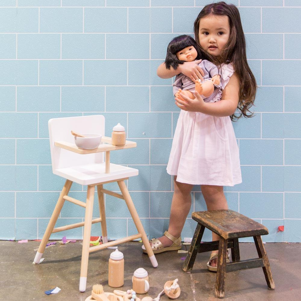 Wooden Dolls Accessory Kit