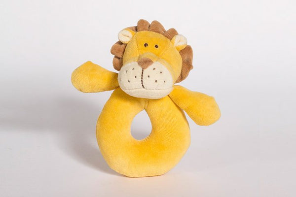 Ring Rattle | Lion